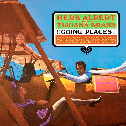 !!!Going Places!!! de Herb Alpert
