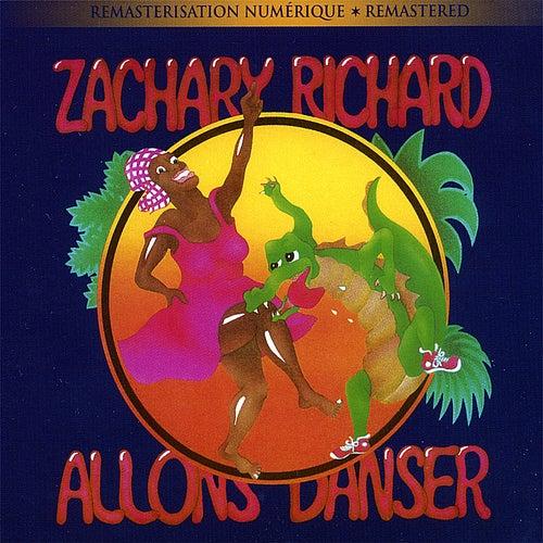 Allons Danser de Zachary Richard