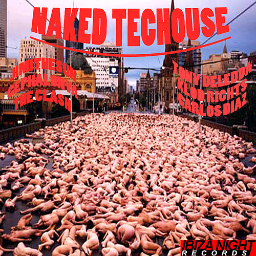 Naked Techouse de Various Artists