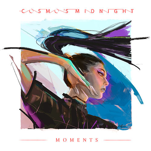 Moments - EP by Cosmo's Midnight