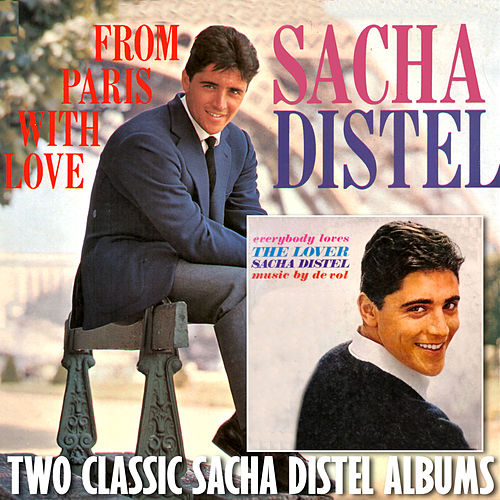 Everybody Loves the Lover / From Paris with Love by Sacha Distel