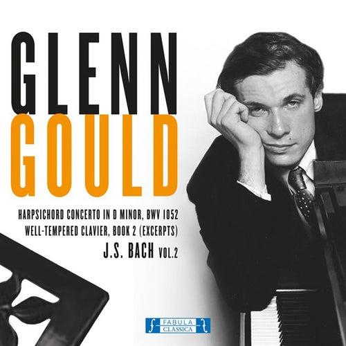 J. S. Bach Vol. 2 von Glenn Gould