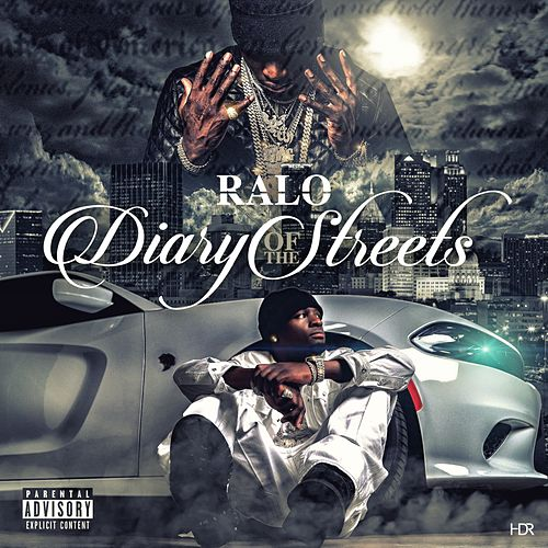 Diary of the Streets von Ralo