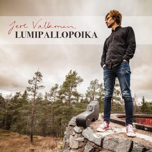 Lumipallopoika by Jere Valkonen