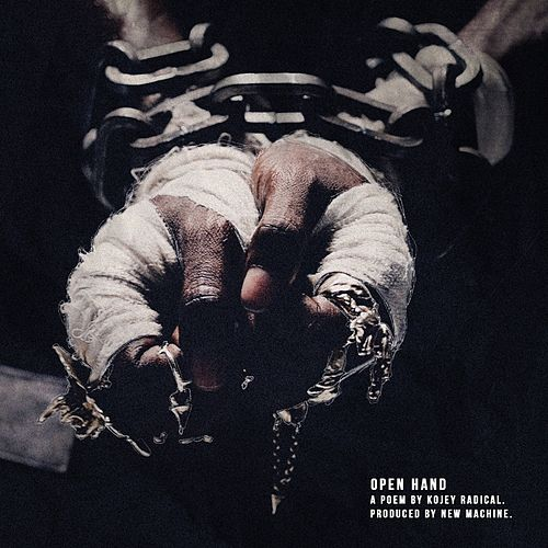 Open Hand by Kojey Radical