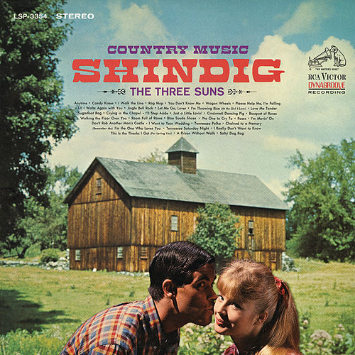 Country Music Shindig by The Three Suns