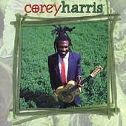 Greens From The Garden by Corey Harris