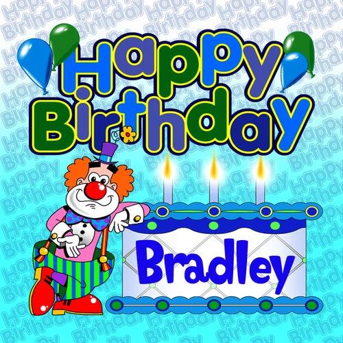 Happy Birthday Bradley von The Birthday Bunch