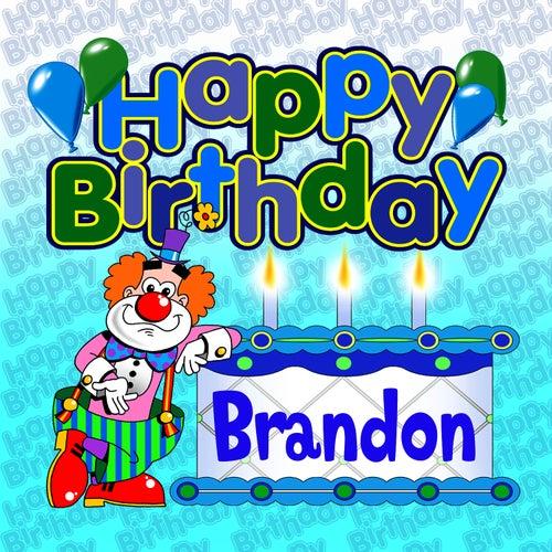 Happy Birthday Brandon von The Birthday Bunch