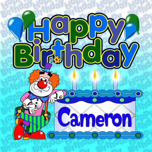 Happy Birthday Cameron von The Birthday Bunch