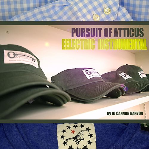 Pursuit of Atticus (Eelectric Instrumental) fra DJ Cannon Banyon