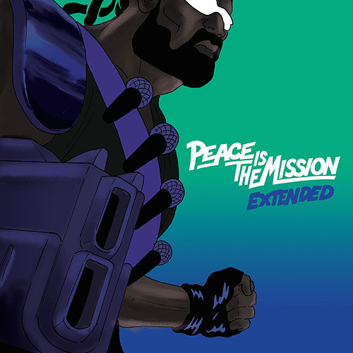 Peace Is The Mission : Extended van Major Lazer