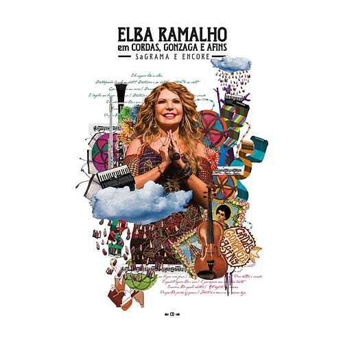 Cordas, Gonzaga e Afins (Sagrama e Encore) by Elba Ramalho