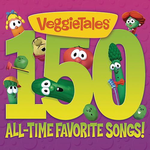 150 All-Time Favorite Songs! by VeggieTales