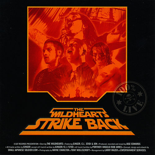 Strike Back von The Wildhearts