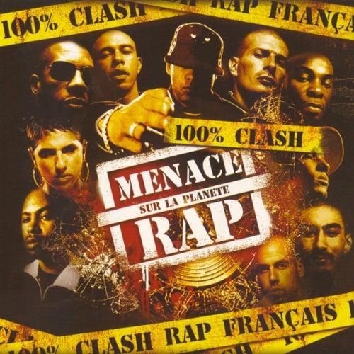 Menace Sur La Planète Rap de Various Artists