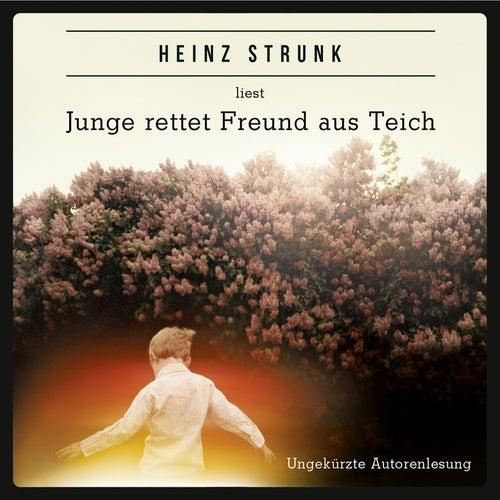Junge rettet Freund aus Teich (ungekürzt) von Heinz Strunk