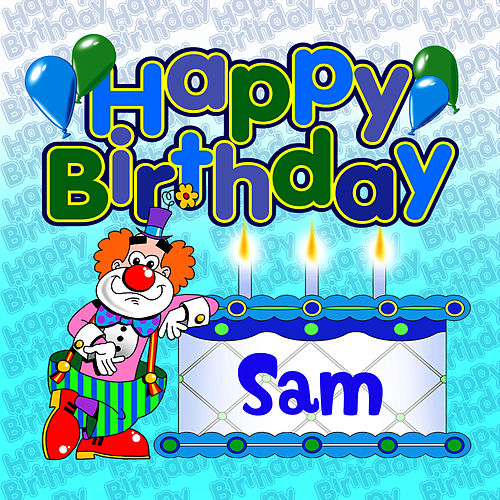 Happy Birthday Sam von The Birthday Bunch