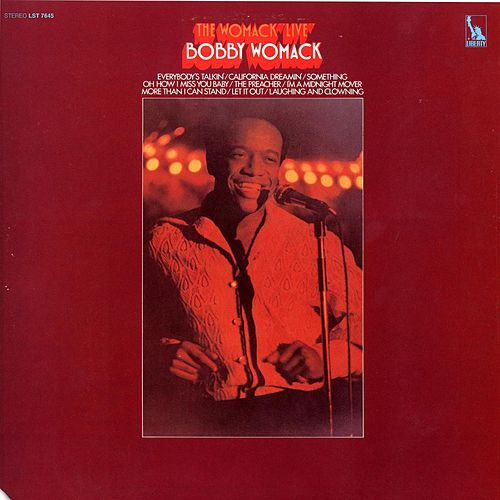 The Womack Live (Live) von Bobby Womack