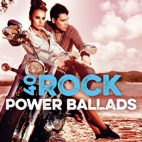 40 Rock Power Ballads von Various Artists