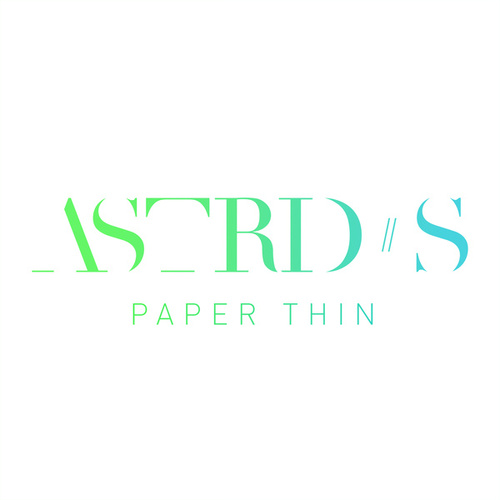 Paper Thin (Live From Studio) de Astrid S