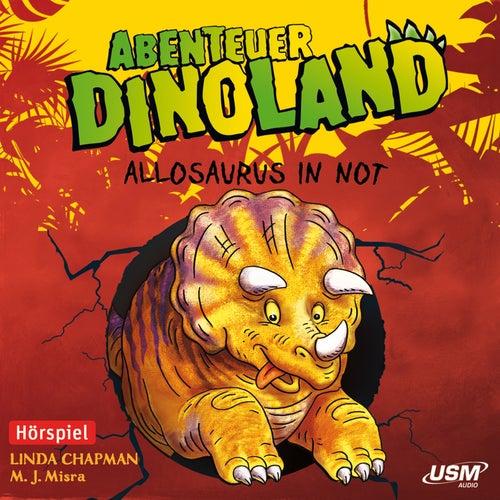 Teil 1: Allosaurus in Not by Abenteuer Dinoland