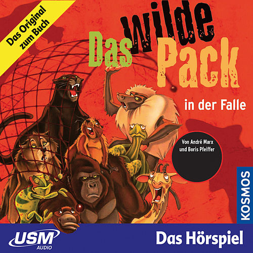 Teil 5: Das Wilde Pack in der Falle by Das wilde Pack