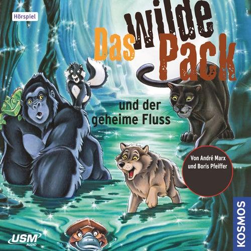 Teil 3: Das wilde Pack und der geheime Fluss by Das wilde Pack