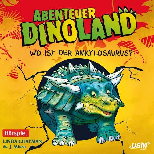Teil 3: Wo ist der Ankylosaurus? by Abenteuer Dinoland