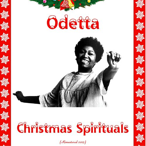 Christmas Spirituals (Remastered 2015) de Odetta
