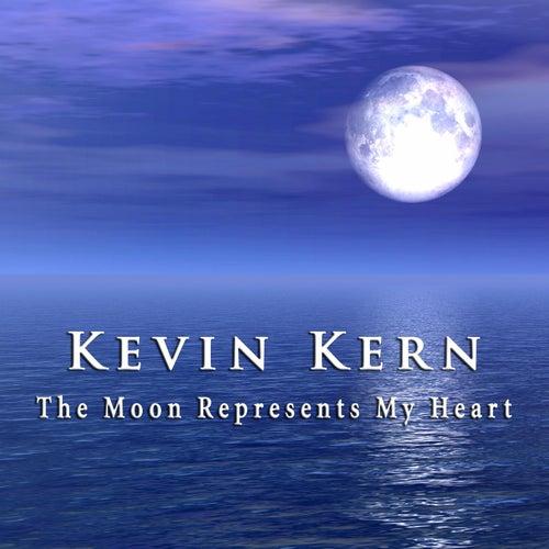 The Moon Represents My Heart de Kevin Kern