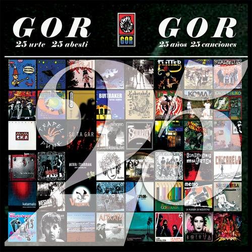 Gor 25 Urte 25 Abesti / 25 Años 25 Canciones von Various Artists