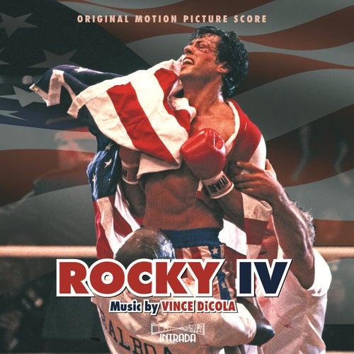 Rocky IV (Original Motion Picture Score) de Vince DiCola