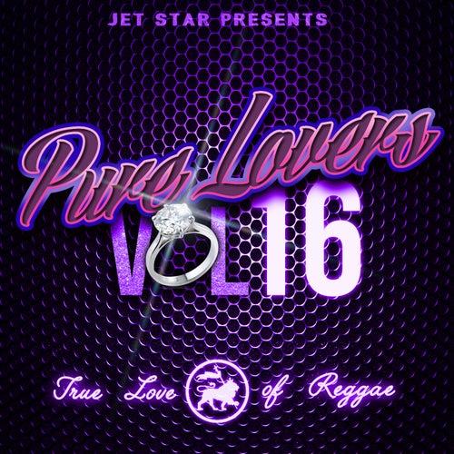 Pure Lovers, Vol. 16 de Various Artists