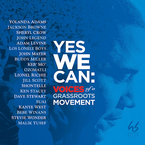 Yes We Can: Voices of Grass Roots Movement de Various Artists