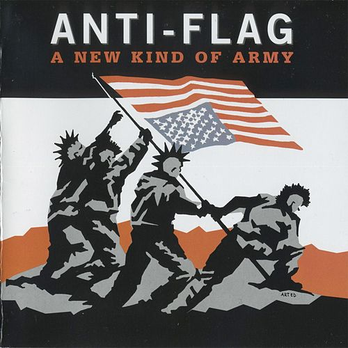A New Kind of Army von Anti-Flag