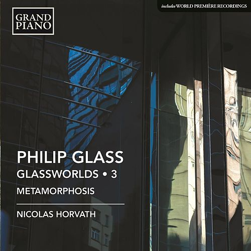 Glass: Glassworlds, Vol. 3 by Nicolas Horvath