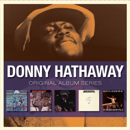 Original Album Series von Donny Hathaway