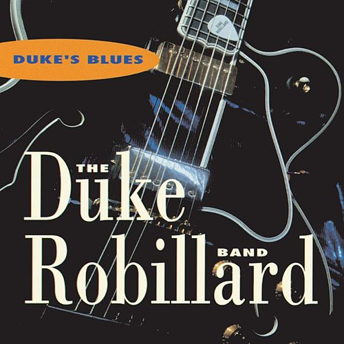 Duke's Blues de Duke Robillard