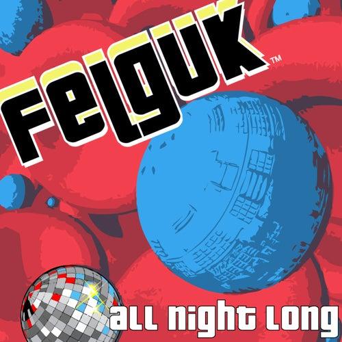 Felguk - All Night Long EP di Felguk