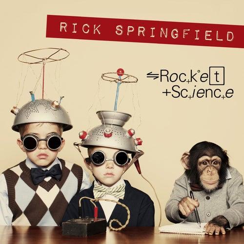 Rocket Science by Rick Springfield