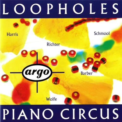Loopholes von Piano Circus