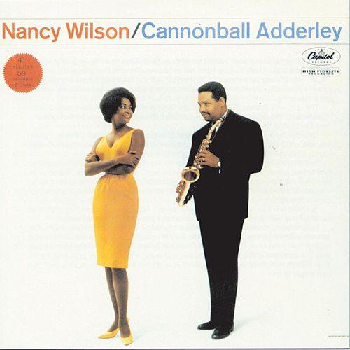 Nancy Wilson/Cannonball Adderley de Nancy Wilson