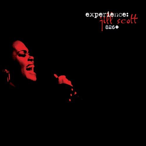 Experience 826+ by Jill Scott
