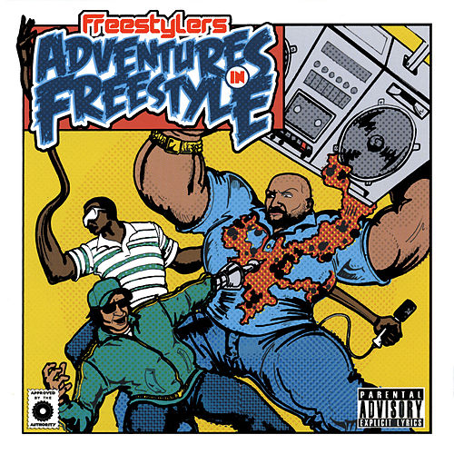 Adventures In Freestyle von Freestylers