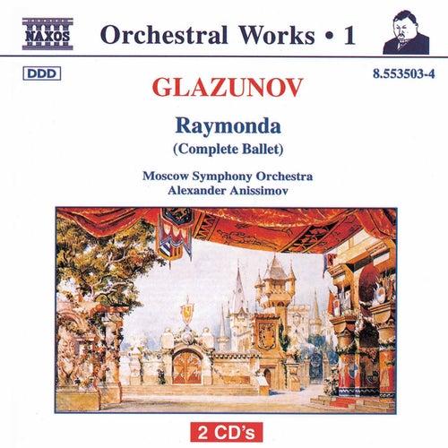 Raymonda de Alexander Glazunov