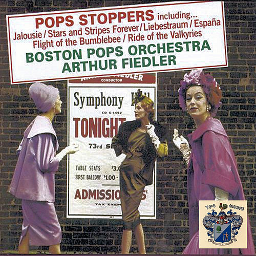 Pops Stoppers de Boston Pops