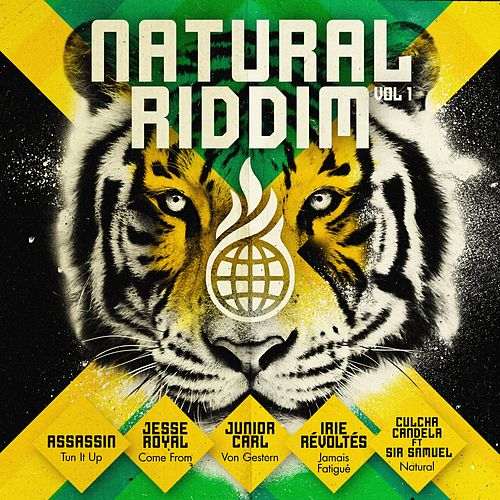 Natural Riddim Vol. 1 von Natural Riddim