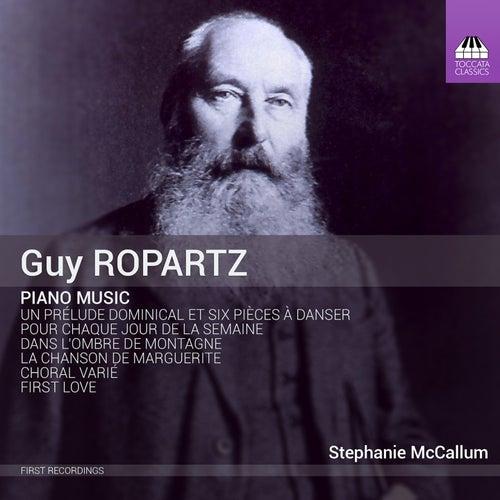 Ropartz: Piano Music fra Stephanie McCallum