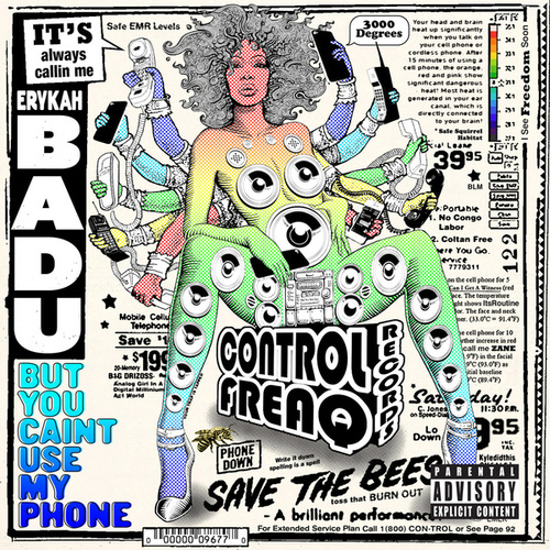 But You Caint Use My Phone (Mixtape) de Erykah Badu